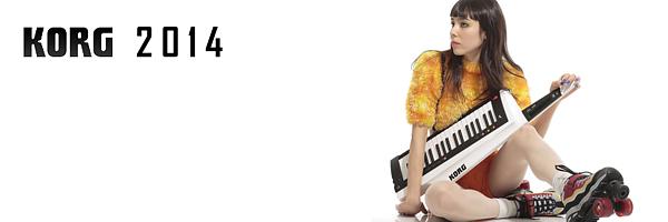 Korg 2014 | Новинки Winter NAMM 2014 | Обзор новинок индустрии музыкальных инструментов от Андрея Климковского