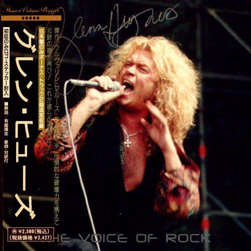 Glenn Hughes - The Voice of Rock (2014) 2CD