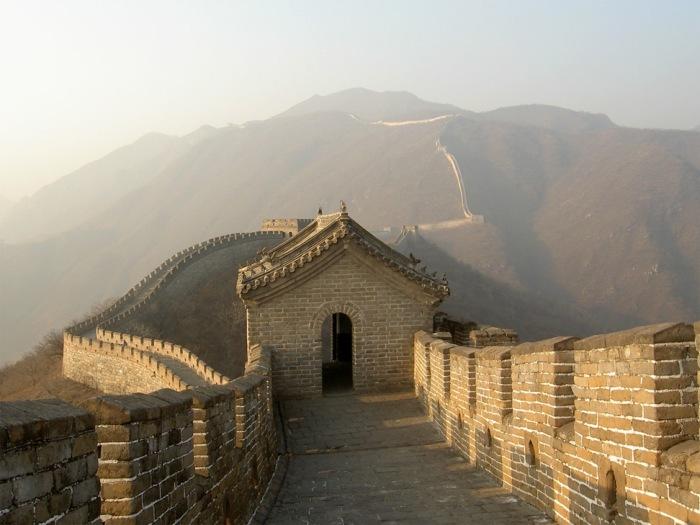 Древняя лотерея помогла возвести Великую Китайскую стену./Фото: www.loversiq.com