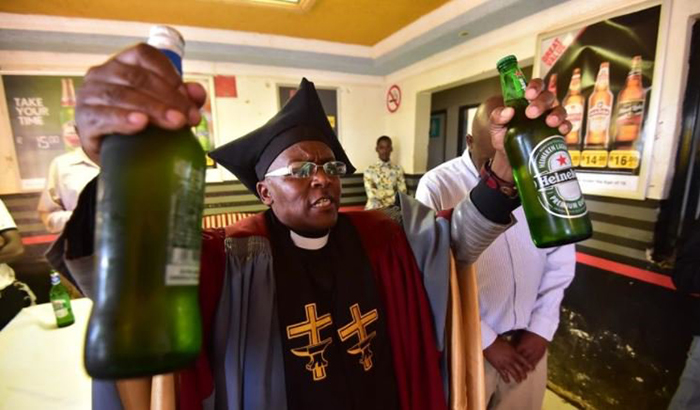 Церковь Габола в ЮАР.